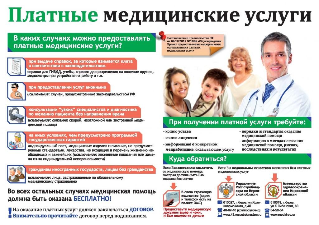 Центр медицинского информирования лечебное питание